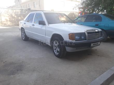 Mercedes-Benz 190 1989 года за 600 000 тг. в Туркестан – фото 3