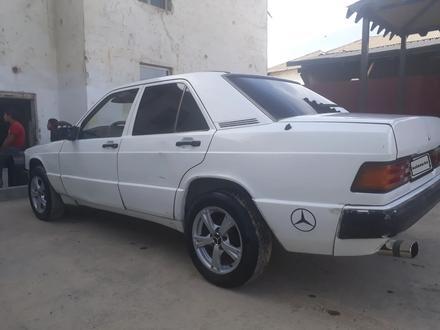 Mercedes-Benz 190 1989 года за 600 000 тг. в Туркестан – фото 5