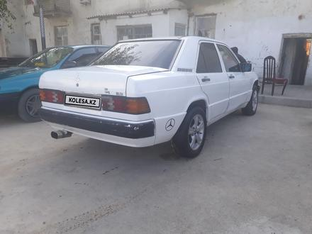 Mercedes-Benz 190 1989 года за 600 000 тг. в Туркестан – фото 7