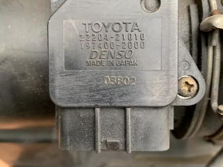 Корпус воздушного фильтра (волюметр) Toyota Altezza GXE10 за 7 000 тг. в Алматы – фото 5