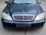 Mercedes-Benz S 430 1999 года за 1 450 000 тг. в Алматы – фото 4