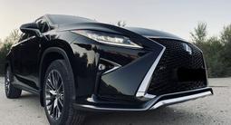 Lexus RX 200t 2017 года за 25 000 000 тг. в Усть-Каменогорск