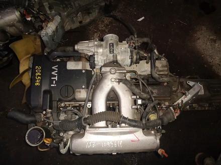 Двигатель с КПП TOYOTA 1JZ-GE контрактный  за 375 000 тг. в Кемерово