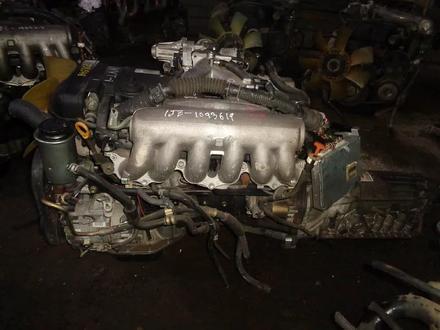 Двигатель с КПП TOYOTA 1JZ-GE контрактный  за 375 000 тг. в Кемерово – фото 2