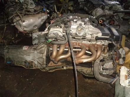 Двигатель с КПП TOYOTA 1JZ-GE контрактный  за 375 000 тг. в Кемерово – фото 3