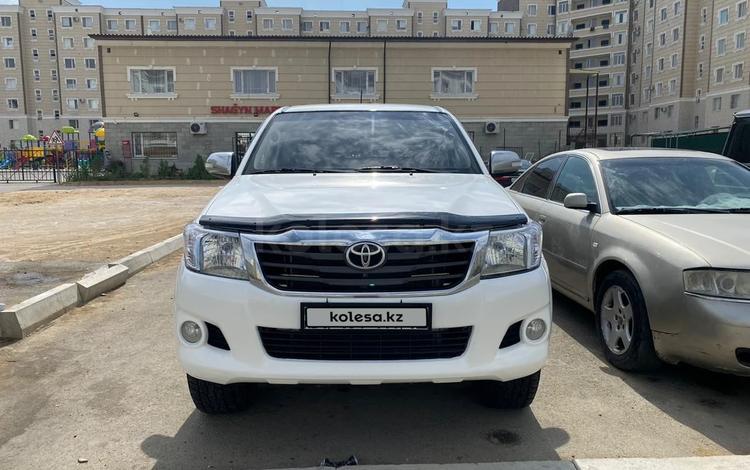 Toyota Hilux 2013 года за 8 200 000 тг. в Актау