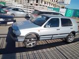 Volkswagen Golf 1994 года за 1 400 000 тг. в Нур-Султан (Астана) – фото 2