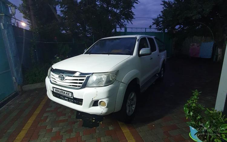 Toyota Hilux 2007 года за 3 600 000 тг. в Тараз