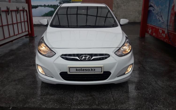 Hyundai Accent 2011 года за 2 850 000 тг. в Петропавловск