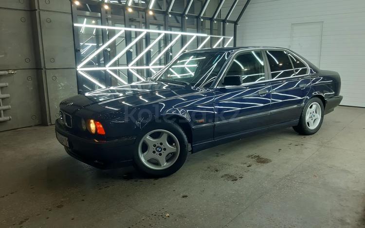 BMW 520 1993 года за 2 150 000 тг. в Нур-Султан (Астана)