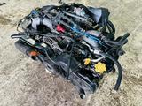 Контрактные Двигатель на Subaru legacy Ej25 из Японии с гарантией за 300 000 тг. в Нур-Султан (Астана) – фото 2