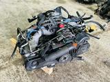 Контрактные Двигатель на Subaru legacy Ej25 из Японии с гарантией за 300 000 тг. в Нур-Султан (Астана) – фото 3