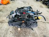 Контрактные Двигатель на Subaru legacy Ej25 из Японии с гарантией за 300 000 тг. в Нур-Султан (Астана) – фото 4
