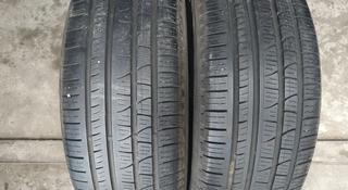 Резина б у 235*60*18 Pirelli Scorpion (лето), 2 шт., б у из Европы. за 40 000 тг. в Караганда