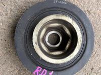 Шкив коленвала на Хонда ЦРВ b20b 1995-2001 год за 15 000 тг. в Алматы