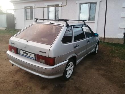 ВАЗ (Lada) 2114 (хэтчбек) 2006 года за 500 000 тг. в Уральск – фото 7