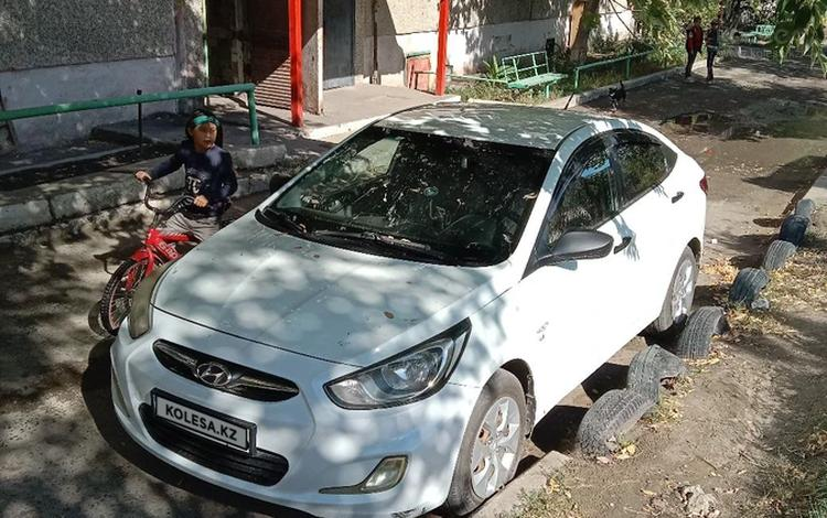 Hyundai Accent 2013 года за 3 950 000 тг. в Семей