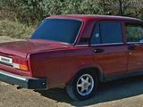 ВАЗ (Lada) 2107 2008 года за 950 000 тг. в Сатпаев – фото 2