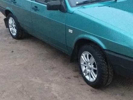 ВАЗ (Lada) 21099 (седан) 2000 года за 680 000 тг. в Кызылорда – фото 12