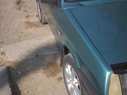 ВАЗ (Lada) 21099 (седан) 2000 года за 680 000 тг. в Кызылорда – фото 14