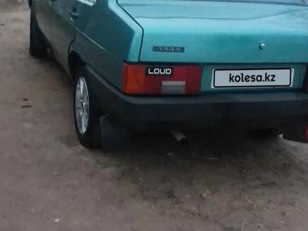 ВАЗ (Lada) 21099 (седан) 2000 года за 680 000 тг. в Кызылорда – фото 3
