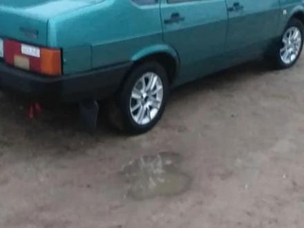 ВАЗ (Lada) 21099 (седан) 2000 года за 680 000 тг. в Кызылорда – фото 4