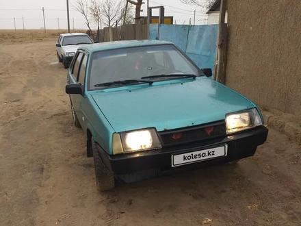 ВАЗ (Lada) 21099 (седан) 2000 года за 680 000 тг. в Кызылорда – фото 5