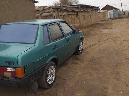 ВАЗ (Lada) 21099 (седан) 2000 года за 680 000 тг. в Кызылорда – фото 7