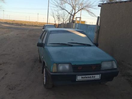 ВАЗ (Lada) 21099 (седан) 2000 года за 680 000 тг. в Кызылорда – фото 8