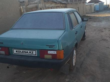 ВАЗ (Lada) 21099 (седан) 2000 года за 680 000 тг. в Кызылорда – фото 9