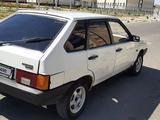 ВАЗ (Lada) 2109 (хэтчбек) 1992 года за 550 000 тг. в Тараз – фото 2