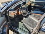 BMW 730 2007 года за 2 850 000 тг. в Костанай – фото 4