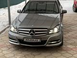 Mercedes-Benz C 350 2012 года за 7 300 000 тг. в Алматы