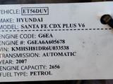 ДВС Двигатель G6EA для Хендай Санта Фе за 520 000 тг. в Алматы – фото 4