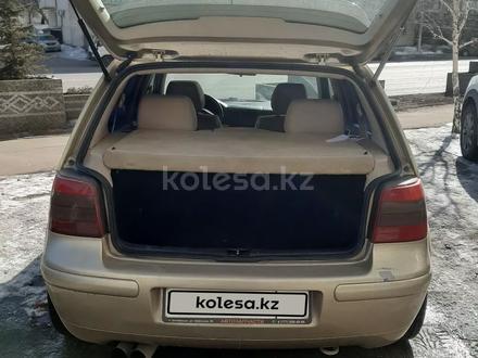 Volkswagen Golf 2003 года за 2 100 000 тг. в Нур-Султан (Астана)