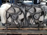 Радиатор с вентилятором на Subaru Outback b4 за 1 111 тг. в Алматы