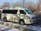Водитель с личным микроавтобусом в Алматы