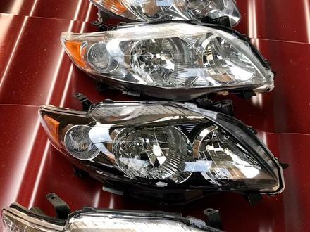 Фара правая Toyota Corolla (2008 — 2010) USA (DEPO) за 26 000 тг. в Алматы – фото 2