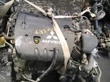 Двигатель на Mitsubishi Outlander за 250 000 тг. в Алматы