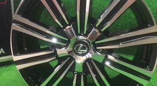 Новые диски R18 Lexus LX570 за 165 000 тг. в Алматы