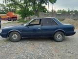 Nissan Bluebird 1990 года за 550 000 тг. в Шымкент – фото 3
