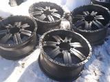 R17 минусовые диски без дефектов от Toyota Land Cruzer за 120 000 тг. в Алматы – фото 4