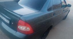 ВАЗ (Lada) Priora 2170 (седан) 2007 года за 900 000 тг. в Актау – фото 2