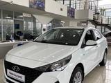 Hyundai Accent 2021 года за 6 390 000 тг. в Шымкент – фото 2