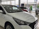 Hyundai Accent 2021 года за 6 390 000 тг. в Шымкент – фото 3