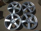 """Оригинальные легкосплавные диски """"Dezent"""" на BMW 5 (Германия R18 за 185 000 тг. в Нур-Султан (Астана)"""
