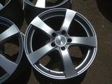 """Оригинальные легкосплавные диски """"Dezent"""" на BMW 5 (Германия R18 за 185 000 тг. в Нур-Султан (Астана) – фото 3"""
