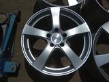 """Оригинальные легкосплавные диски """"Dezent"""" на BMW 5 (Германия R18 за 185 000 тг. в Нур-Султан (Астана) – фото 4"""