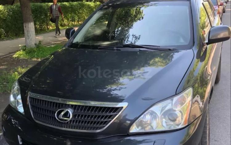 Lexus RX 400h 2006 года за 5 100 000 тг. в Алматы