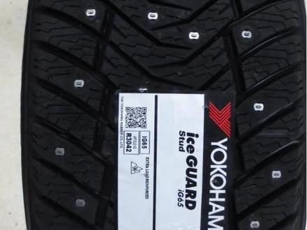 285/45R22 Yokohama Ice Guard IG65 (шип) за 83 000 тг. в Алматы